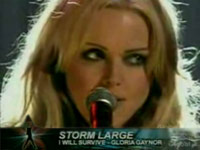 Storm Large Video Survive