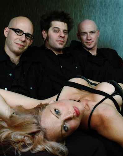 Storm Large and the Balls