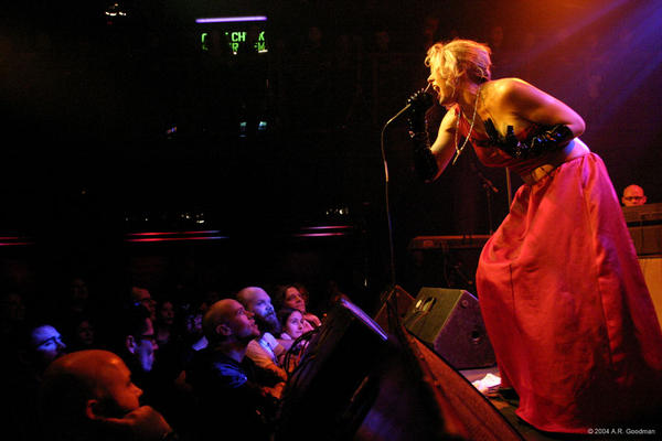 Storm Large Myspace